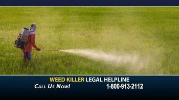 Weed Killer Legal Helpline TV Spot, 'Human Carcinogen' - Thumbnail 7