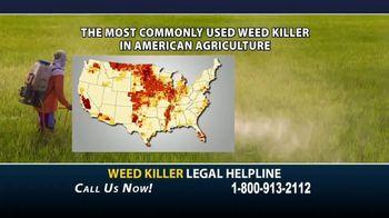 Weed Killer Legal Helpline TV Spot, 'Human Carcinogen' - Thumbnail 8