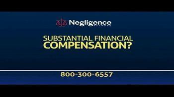 Negligence Network TV Spot, 'Hernia Mesh Surgery' - Thumbnail 4