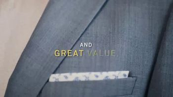 Men's Wearhouse TV Spot, 'High Standards' - Thumbnail 3