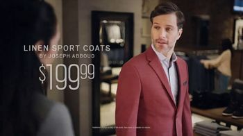 Men's Wearhouse TV Spot, 'High Standards' - Thumbnail 5