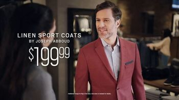 Men's Wearhouse TV Spot, 'High Standards' - Thumbnail 6