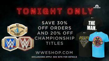 WWE Shop TV Spot, 'Inspirado en millones' [Spanish] - Thumbnail 8