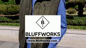 Bluffworks TV Spot, 'Not About the Clothes' - Thumbnail 9