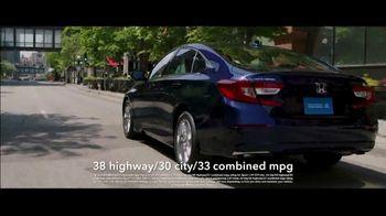 2019 Honda Accord TV Spot, 'Life Is Better: Sota' [T2] - Thumbnail 2