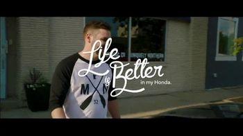2019 Honda Accord TV Spot, 'Life Is Better: Sota' [T2] - Thumbnail 7