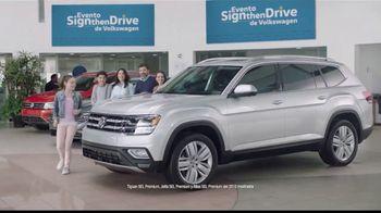 Volkswagen Evento Sign Then Drive TV Spot, 'Ha regresado' [Spanish] [T2] - Thumbnail 3