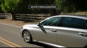2019 Honda Accord LX TV Spot, 'Metas' [Spanish] [T2] - Thumbnail 4