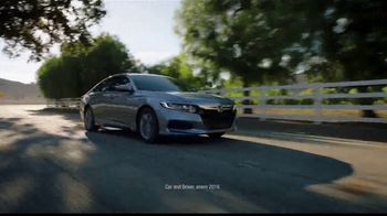 2019 Honda Accord LX TV Spot, 'Metas' [Spanish] [T2] - Thumbnail 5