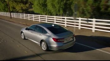 2019 Honda Accord LX TV Spot, 'Metas' [Spanish] [T2] - Thumbnail 6