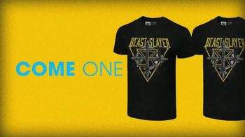 WWE Shop TV Spot, 'Come One, Come All: $12 Tees' Song by SATV Music - Thumbnail 1
