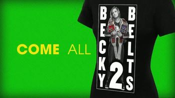 WWE Shop TV Spot, 'Come One, Come All: $12 Tees' Song by SATV Music - 9 commercial airings