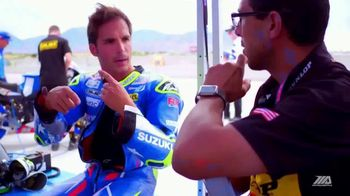 Dunlop Motorcycle Tires TV Spot, 'Language of Speed' Featuring Cameron Beaubier - Thumbnail 4