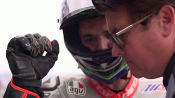 Dunlop Motorcycle Tires TV Spot, 'Language of Speed' Featuring Cameron Beaubier - Thumbnail 8