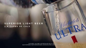 Michelob ULTRA TV Spot, 'Goes With Our Rhythm' Featuring Maluma - Thumbnail 10
