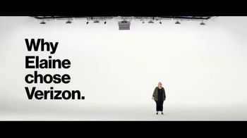 Verizon TV Spot, 'Why Elaine Chose Verizon: $100 Per Line'