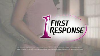 First Response TV Spot, 'El cuento del hogar' [Spanish] - Thumbnail 5