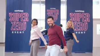 AutoNation Super Zero Event TV Spot, '2019 Jeep Cherokee Latitude: $179' - 40 commercial airings