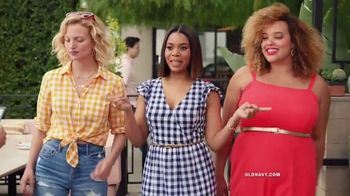 Old Navy TV Spot, 'Hot Summer Styles for the Family' Featuring Regina Hall - Thumbnail 2