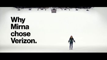 VerizonUP TV Spot, 'Why Mirna Chose Verizon: $650 Off'