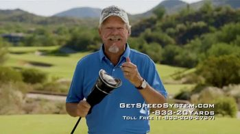 Revolution Golf Speed System TV Spot, 'It's a System' Featuring Gary McCord