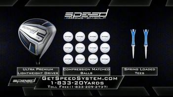 Revolution Golf Speed System TV Spot, 'It's a System' Featuring Gary McCord - Thumbnail 9