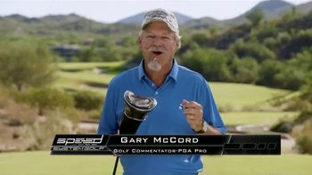 Revolution Golf Speed System TV Spot, 'It's a System' Featuring Gary McCord - Thumbnail 2