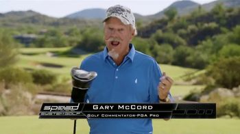 Revolution Golf Speed System TV Spot, \'It\'s a System\' Featuring Gary McCord