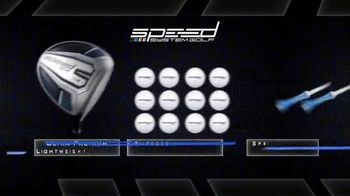 Revolution Golf Speed System TV Spot, 'It's a System' Featuring Gary McCord - Thumbnail 4