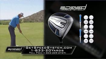 Revolution Golf Speed System TV Spot, 'It's a System' Featuring Gary McCord - Thumbnail 8