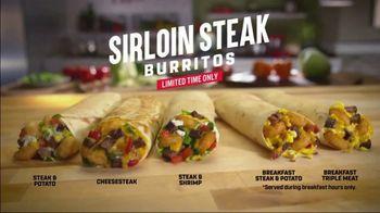 Taco John's Sirloin Steak Burritos TV Spot, 'Push My Buttons' - Thumbnail 6