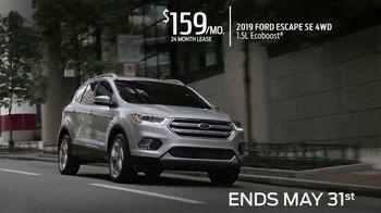 Ford Memorial Sales Event TV Spot, '2019 Escape' [T2] - Thumbnail 6