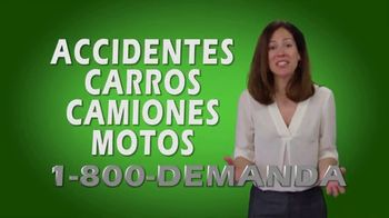 Garces, Grabler & LeBrocq TV Spot, 'Choque de auto' [Spanish] - Thumbnail 5