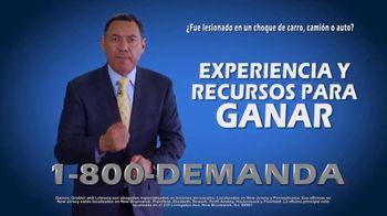 Garces, Grabler & LeBrocq TV Spot, 'Choque de auto' [Spanish] - Thumbnail 6