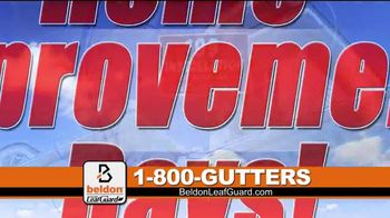 Beldon LeafGuard Home Improvement Days TV Spot, 'Patented Hangers' - Thumbnail 6