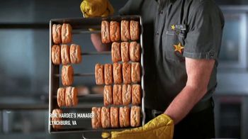 Hardee's 2 for $4 Mix and Match TV Spot, 'Abacus' - Thumbnail 3