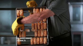 Hardee's 2 for $4 Mix and Match TV Spot, 'Abacus'