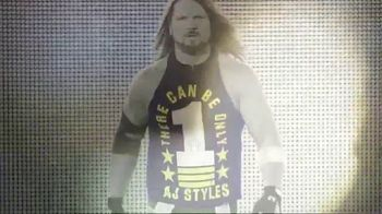 WWE Shop TV Spot, 'Inspired by Millions: 50 Percent Off Titles & Tees' - Thumbnail 5