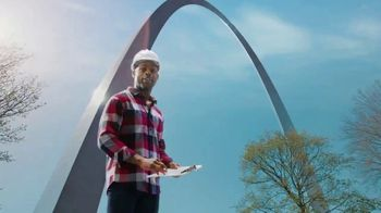 Explore St. Louis TV Spot, 'Sterling K. Brown in the Know: The Gateway Arch' - Thumbnail 1