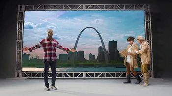 Explore St. Louis TV Spot, 'Sterling K. Brown in the Know: The Gateway Arch' - Thumbnail 5