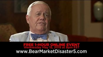 Stansberry & Associates Investment Research TV Spot, '2019 Bear Market Disaster Event' Featuring Jim Rogers - Thumbnail 7