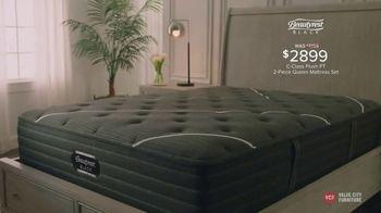 Value City Furniture TV Spot, 'Great Moments: Beautyrest Black Mattress Sets' - Thumbnail 5