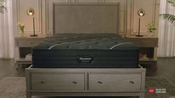 Value City Furniture TV Spot, 'Great Moments: Beautyrest Black Mattress Sets' - Thumbnail 7