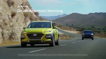 2019 Hyundai Kona TV Spot, 'Paid Attention' [T2] - 42 commercial airings