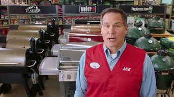 ACE Hardware Memorial Day Sale TV Spot, 'Grills'