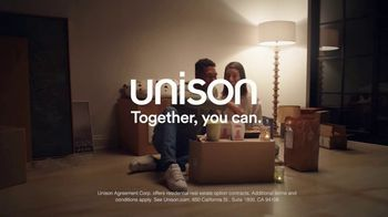 Unison TV Spot, 'Home Moments: First Dinner' - Thumbnail 6
