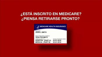 UnitedHealthcare AARP MedicareComplete TV Spot, 'La red más grande' [Spanish] - Thumbnail 1