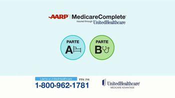 UnitedHealthcare AARP MedicareComplete TV Spot, 'La red más grande' [Spanish] - Thumbnail 4