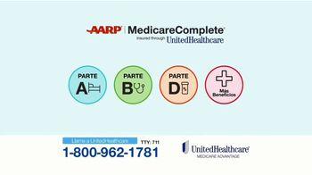 UnitedHealthcare AARP MedicareComplete TV Spot, 'La red más grande' [Spanish] - Thumbnail 5