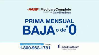 UnitedHealthcare AARP MedicareComplete TV Spot, 'La red más grande' [Spanish] - Thumbnail 6